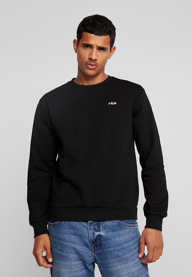 Fila - EFIM CREW  - Sweater -  black