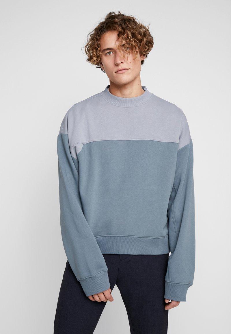Fila - FILA FOR WEEKDAY IAN - Sweatshirt - grey