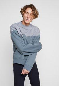 Fila - FILA FOR WEEKDAY IAN - Sweater - grey - 4