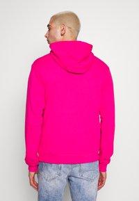 Fila - EDISON - Bluza z kapturem - pink yarrow - 2