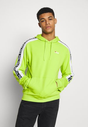TEFO - Jersey con capucha - lime green