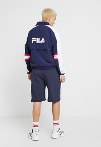 Fila - CARTER COLOUR POP STRIPE JACKET - Training jacket - peacoat - 2