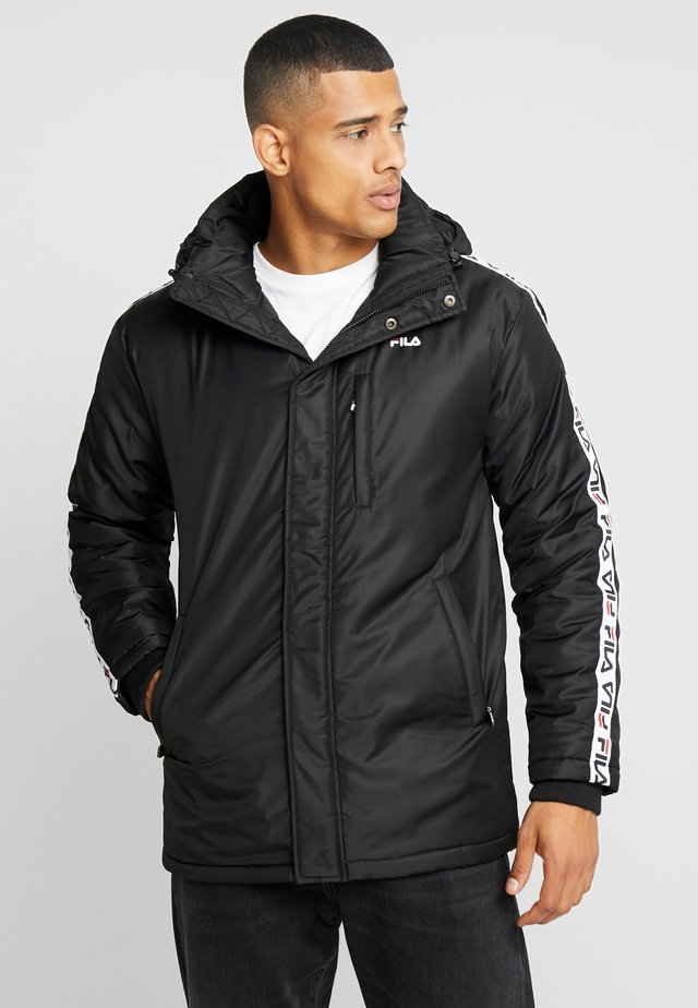 ORLANDO PADDED JACKET - Lett jakke - black