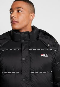 Fila - TATSUJI PUFF JACKET - Winterjas - black - 4