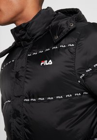 Fila - TATSUJI PUFF JACKET - Winterjas - black - 7