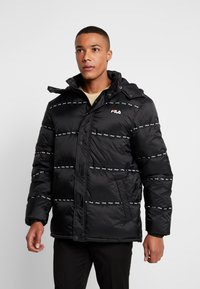 Fila - TATSUJI PUFF JACKET - Winterjas - black - 0