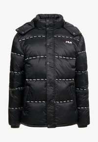 Fila - TATSUJI PUFF JACKET - Winterjas - black - 6