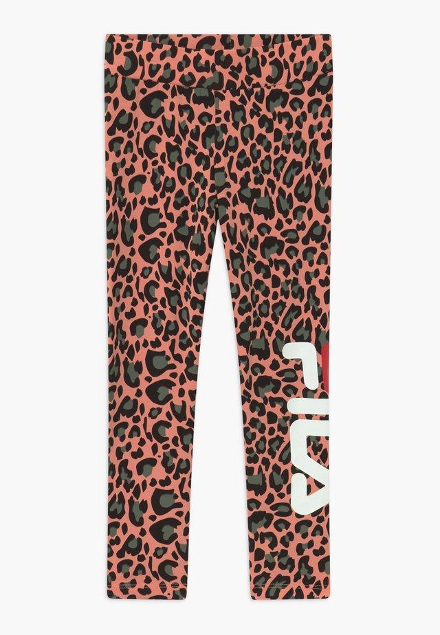 FLEX  - Leggings - Trousers - pink