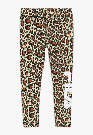 FLEX  - Leggings - Trousers - brown