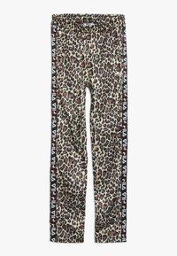 Fila - TALISA TRACK PANTS - Tracksuit bottoms - brown - 0