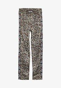 Fila - TALISA TRACK PANTS - Tracksuit bottoms - brown - 2
