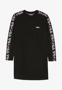 Fila - BROOKE DRESS - Vestido ligero - black - 2