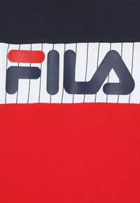 Fila - RUBI - Žerzejové šaty - true red/bright white/black iris - 3