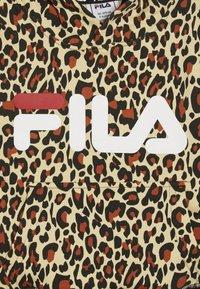 Fila - CLASSIC LOGO HOODY - Hoodie - brown - 3