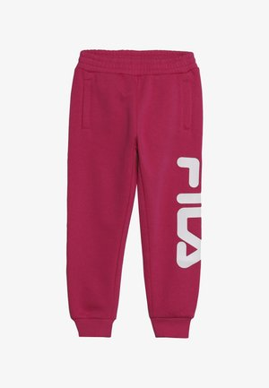 CLASSIC BASIC PANTS - Tracksuit bottoms - pink yarrow