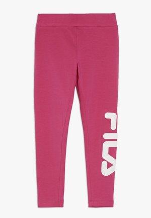 FLEX - Legíny - pink yarrow
