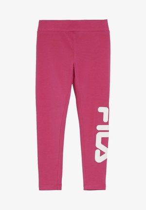 FLEX - Leggings - Trousers - pink yarrow