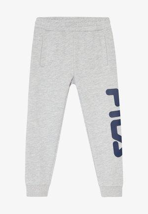 CLASSIC - Teplákové kalhoty - light grey melange