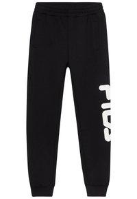 Fila - CLASSIC - Pantalones deportivos - black - 3
