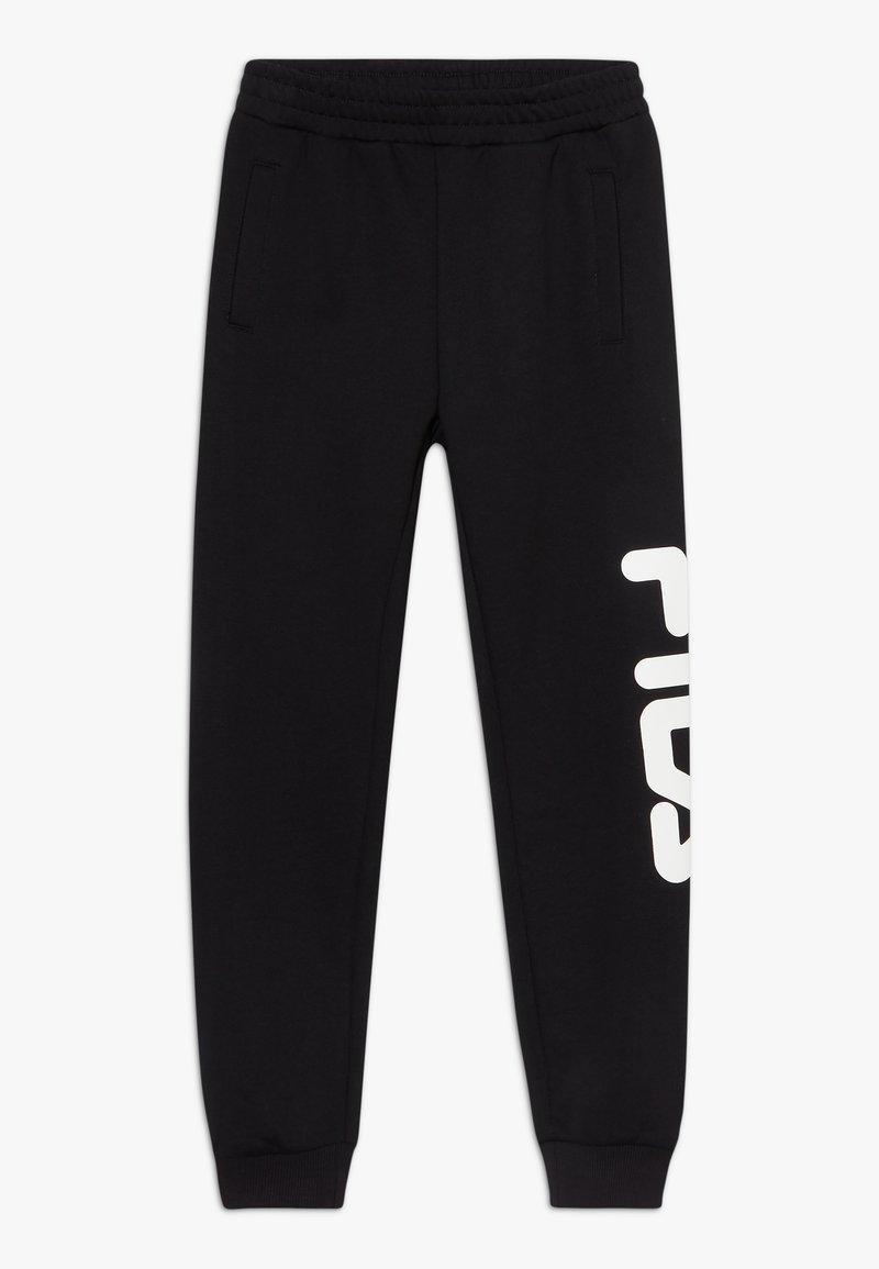 Fila - CLASSIC - Pantalones deportivos - black