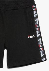 Fila - TAPPEN - Short - black - 3