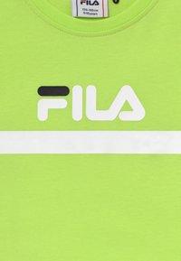 Fila - Triko spotiskem - sharp green - 3