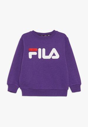CLASSIC LOGO CREW  - Sweatshirt - tillandsia purple