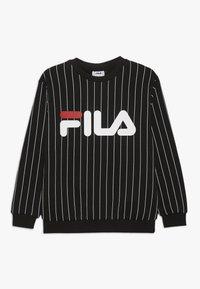 Fila - RUSSEL - Sudadera - black - 0