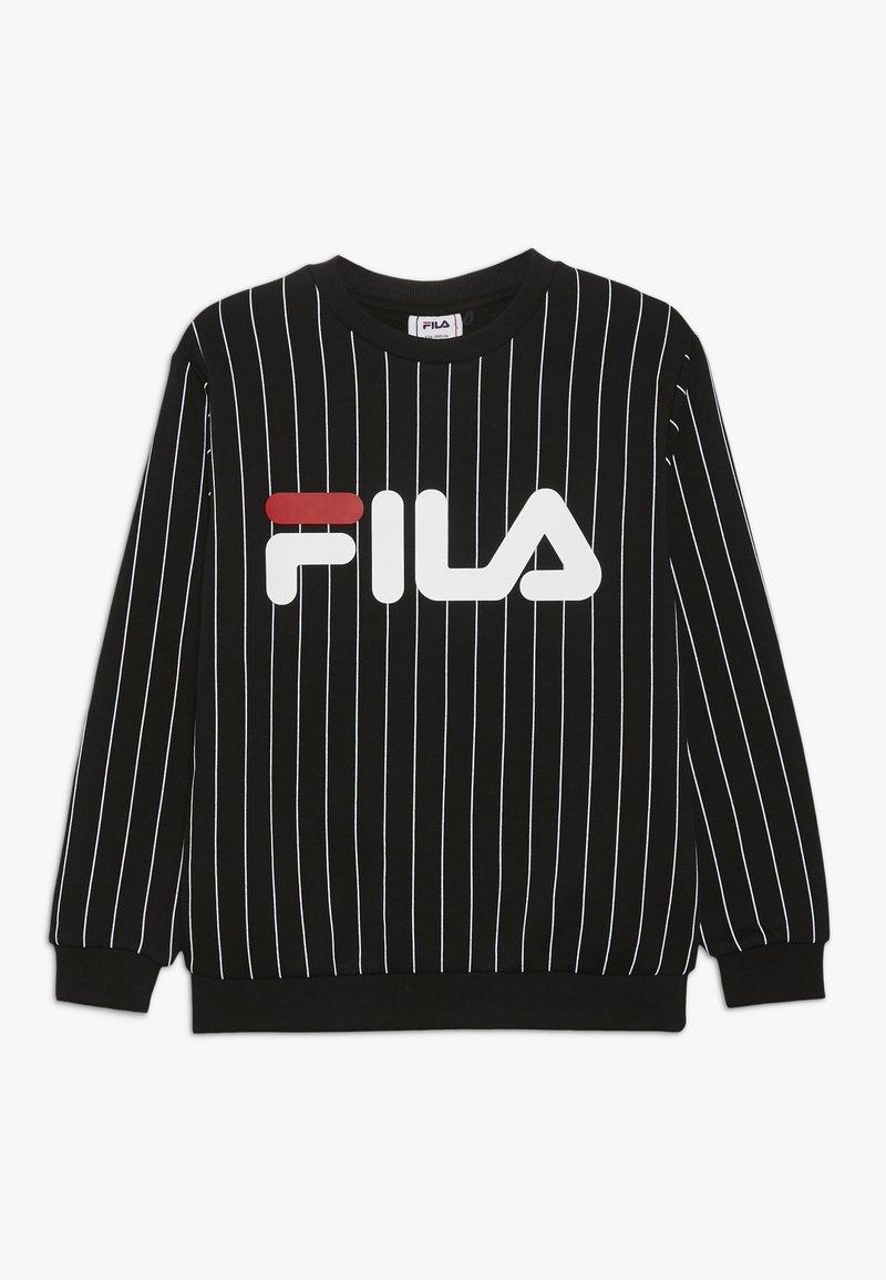 Fila - RUSSEL - Sudadera - black