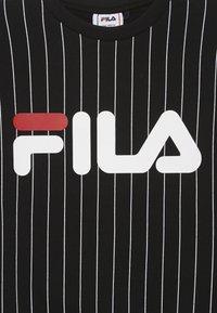 Fila - RUSSEL - Sudadera - black - 3