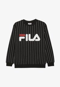 Fila - RUSSEL - Sudadera - black - 2