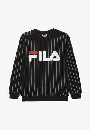 RUSSEL - Sweatshirt - black