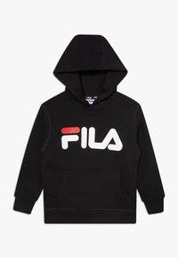 Fila - CLASSIC HOODY - Sweatshirt - black - 0