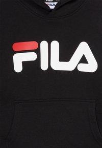 Fila - CLASSIC HOODY - Sweatshirt - black - 3