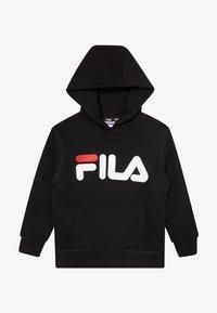 Fila - CLASSIC HOODY - Sweatshirt - black - 2