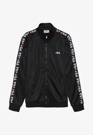 TALISA TRACK JACKET - Sportovní bunda - black
