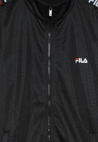 Fila - TALISA TRACK JACKET - Giacca sportiva - black - 4