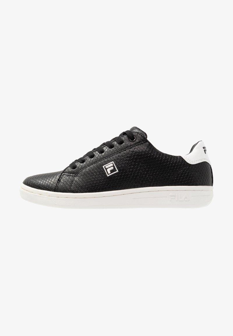 Fila - CROSSCOURT 2 LOW - Trainers - black