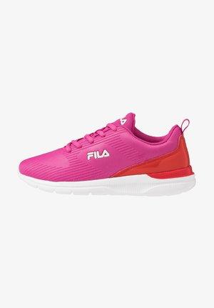FURY RUN III LOW  - Zapatillas de running neutras - pink yarrow