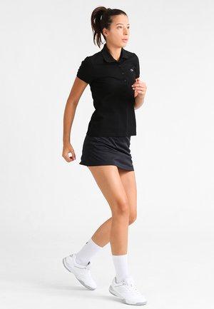 SKORT SHIVA - Sportovní sukně - black