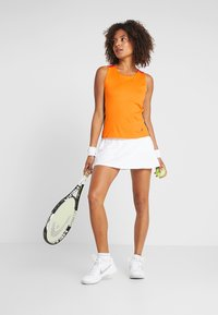 Fila - RACERBACK ASHLEY - Sports shirt - orange peel - 1