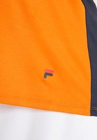 Fila - RACERBACK ASHLEY - Sports shirt - orange peel - 5