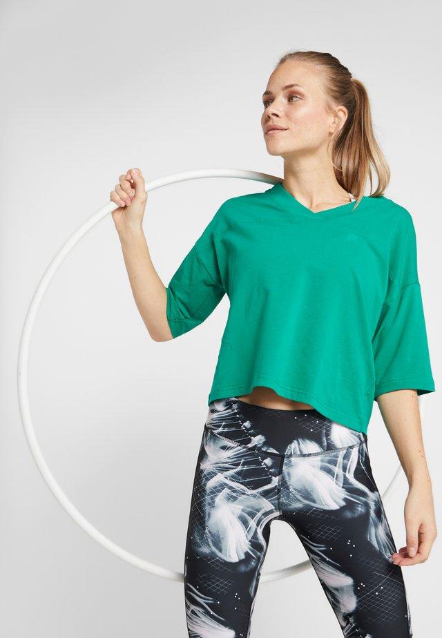 OVERSIZED - T-shirt z nadrukiem - greenlake