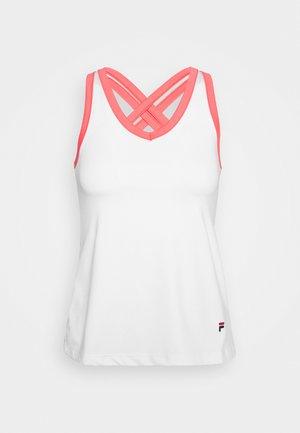 INES - Funkční triko - white