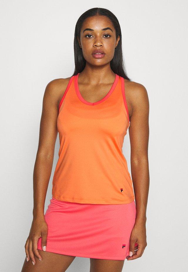 INES - Sports shirt - melon
