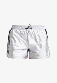 Fila - Sports shorts - silver/black - 4