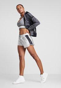 Fila - Sports shorts - silver/black - 1