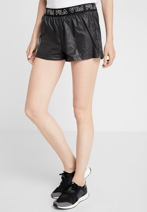 LEIGHT WEIGHT SHORTS - Sports shorts - black