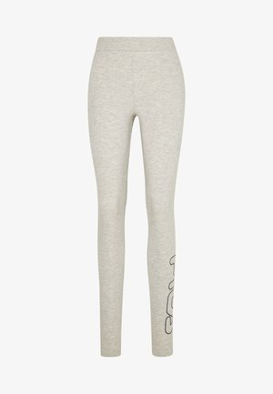 FLEXY - Leggings - light grey melange