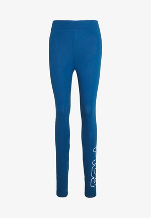 FLEXY LEGGINS WOMAN - Leggings - dark blue